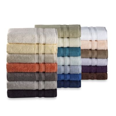Blue and Brown Bath Mats