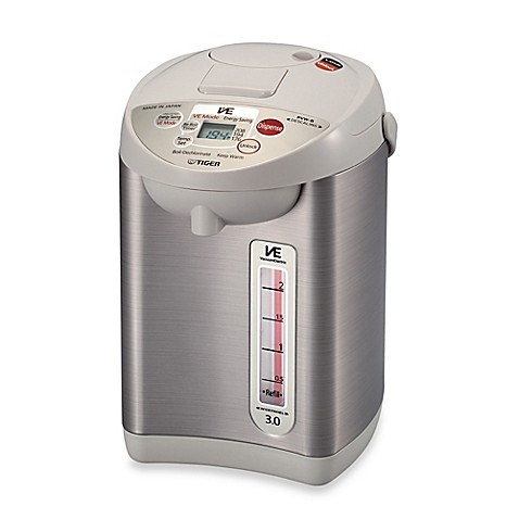 Buy Tiger Micom 3 Liter Hot Water Kettle From Bed Bath
