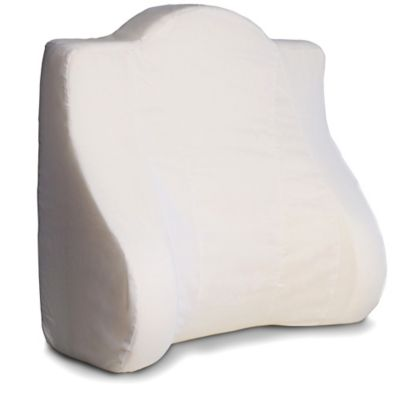 Back Buddy® Support Pillow in White