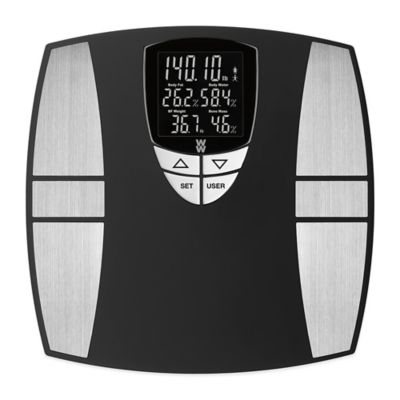 Weight Watchers® Digital Body Analysis Bathroom Scale by Conair™