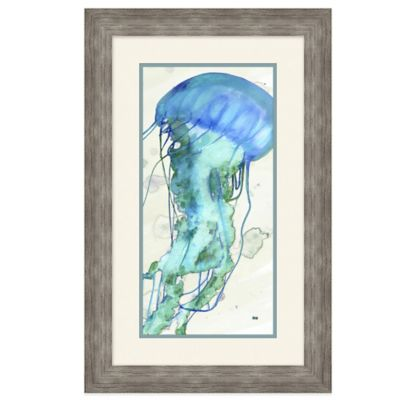 Ocean Jellyfish 1 Wall Art
