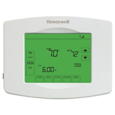Honeywell Wi-Fi Touchscreen Thermostat
