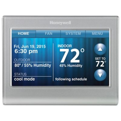 Honeywell Wi-Fi Programmable Smart Thermostat