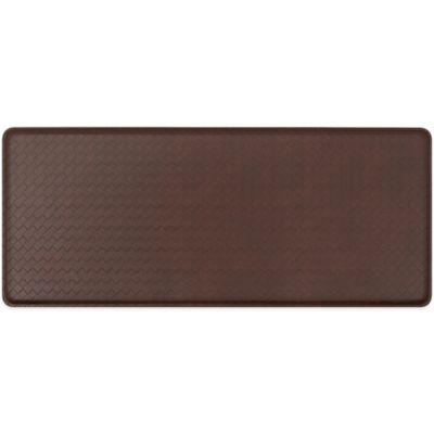GelPro® Basketweave 20-Inch x 48-Inch Truffle Cushion Mat