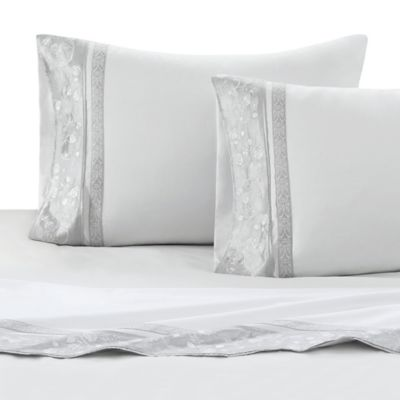 Natori Madame Ning Queen Flat Sheet