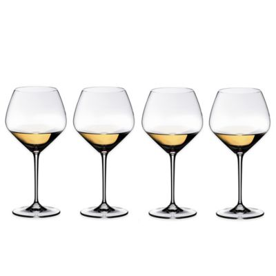Riedel® Heart to Heart Chardonnay Glasses Buy 3 Get 4 Value Set