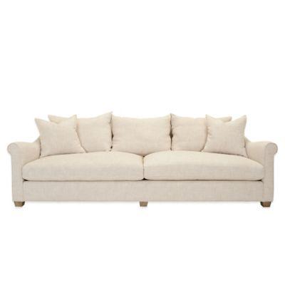 Safavieh Frasier Sofa in Natural
