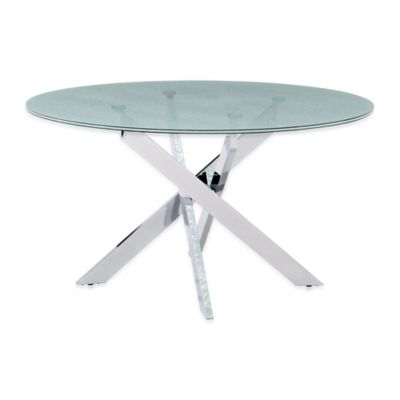 Zuo® Modern Stance Crackled Dining Table