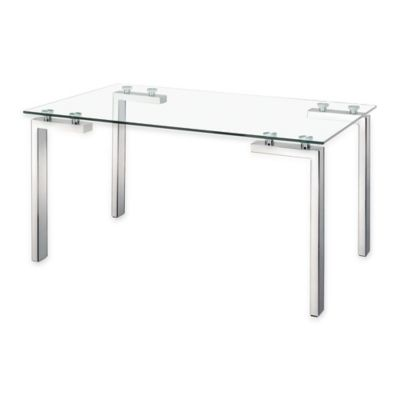 Glass Office Table