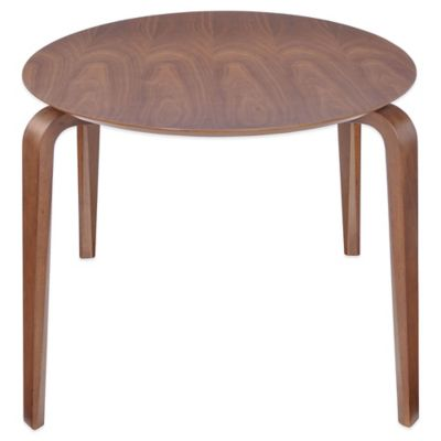 Zuo® Modern Virginia Key Dining Table in Walnut