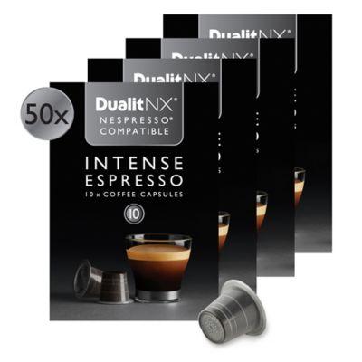 Dualit® NX® 50-Count Intense Espresso Capsules