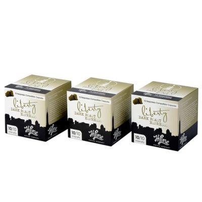 HiLine Coffee 30-Count Liberty Dark Roast Espresso Capsules