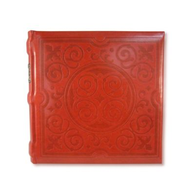Impressions Photo Album in Red
