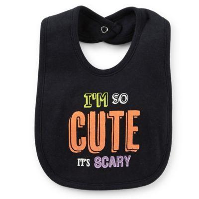 Carter's® I'm So Cute, It's Scary Bib