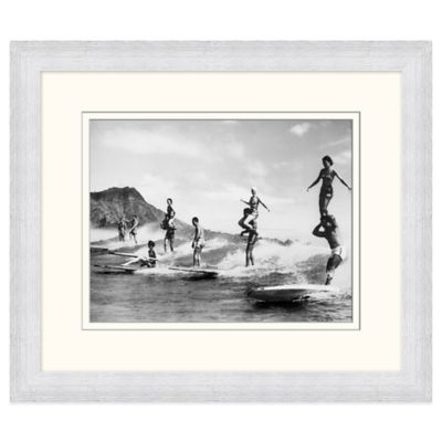 Vintage Surf 5 Wall Art