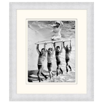 Vintage Surf 3 Wall Art