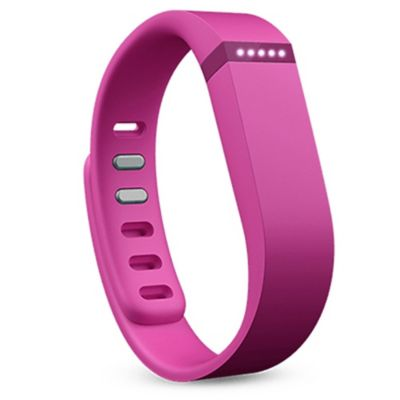 Fitbit® Flex™ Wireless Activity and Sleep Wristband in Pink