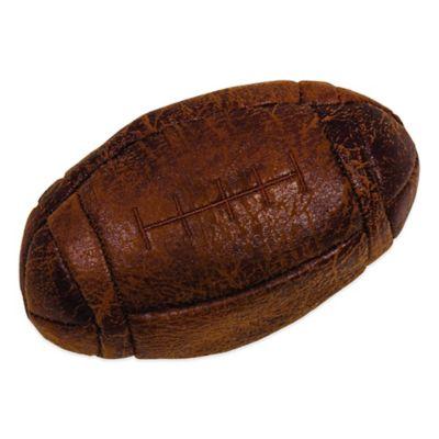 Howard Pet Vintage Flat Football Dog Toy