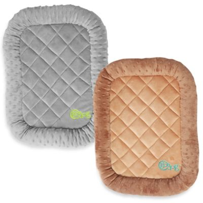 goDog® BedZzz™ Large Bolster Bubble Pet Bed in Beige