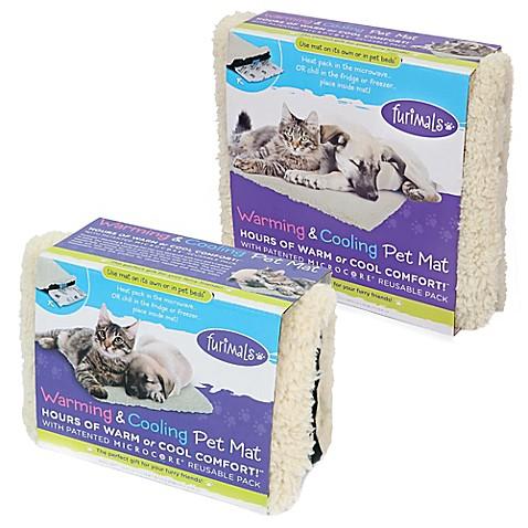 Furimals Warming And Cooling Pet Mat Bed Bath Amp Beyond