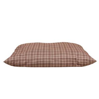 Carolina Pet Company Small Indoor/Outdoor Shebang Pet Bed in Tan Plaid