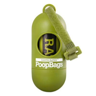 Poop Bag Tube Leash Dispenser