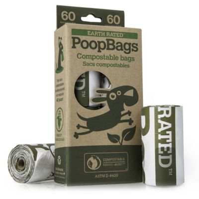 Earth Rated Poop Bags Refill (Pack of 30)