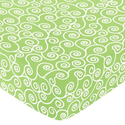 Green Fitted Bed Sheets