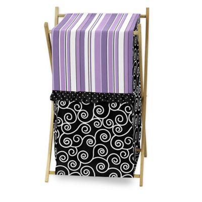 Sweet Jojo Designs Kaylee Laundry Hamper