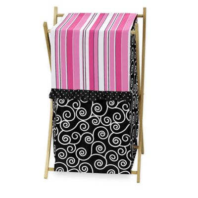Sweet Jojo Designs Madison Laundry Hamper