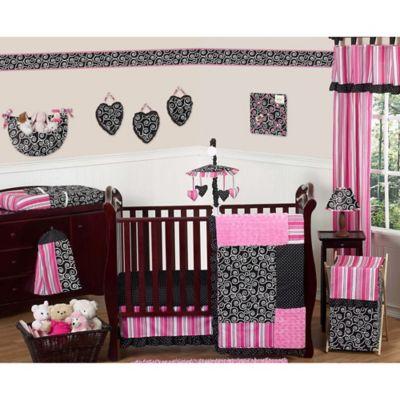 Sweet Jojo Designs Madison 11-Piece Crib Bedding Set