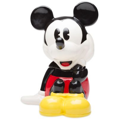 Zak! Designs® Disney® Mickey Mouse Cookie Jar