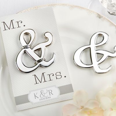 "Mr Mrs."" Bottle Opener"