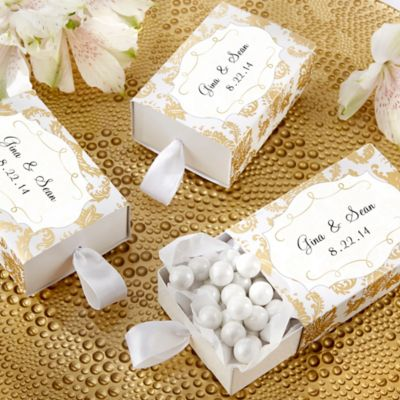 Wedding Favor Boxes