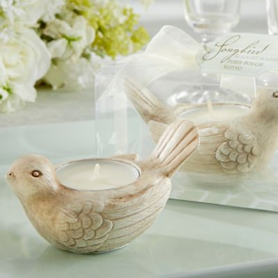 Kate Aspen® Songbird Tealight Holder