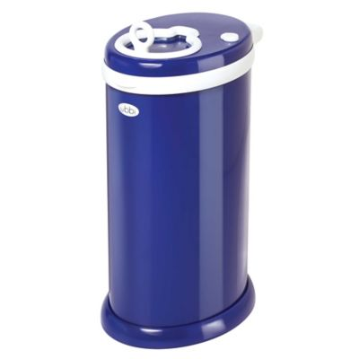 Ubbi® Diaper Pail in Navy