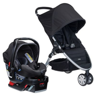 BRITAX B-Agile 3/B-Safe 35 Elite Travel System in Domino