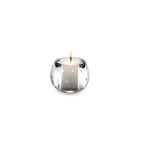 kate spade new york Larabee Dot™ Crystal Votive