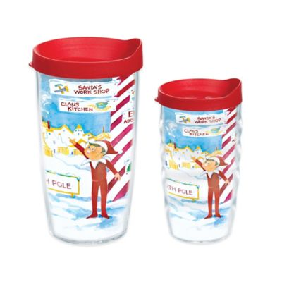 Tervis® Elf on the Shelf® Wrap 16 oz. Tumbler with Lid