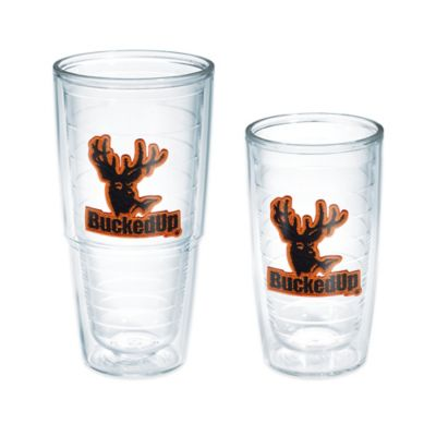 Tervis® Bucked Up® Orange Logo 16 oz. Tumbler