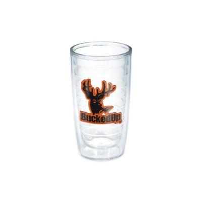Tervis® Bucked Up® Orange Logo 16 oz. Tumbler