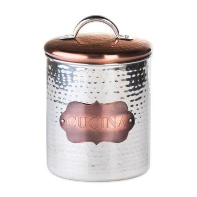 Metallic Food Storage