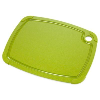 Epicurean® 11.25-Inch x 14.5-Inch Eco Plastic Cutting Board in Green