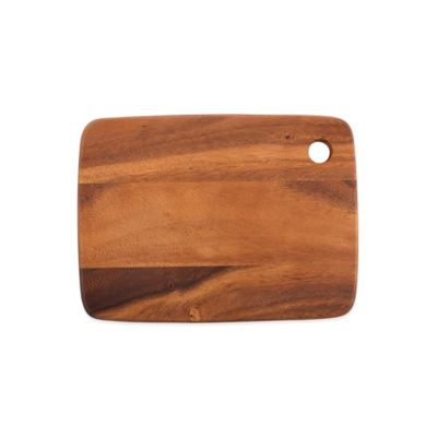 12-Inch x 9-Inch Acacia Classic Cutting and Serving Board
