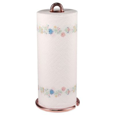 Spectrum™ Euro Paper Towel Holder in Copper