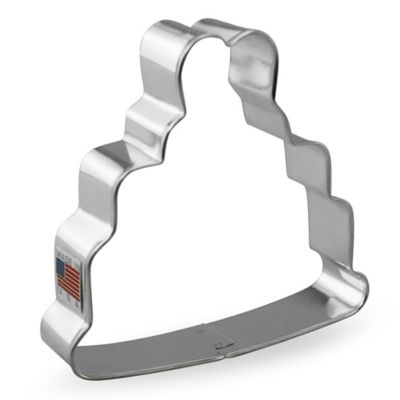 Ann Clark Wedding Cake Cookie Cutter
