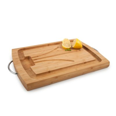 22.25-Inch x 14-Inch Pro Chef Carving Board