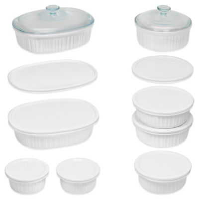 White Bakeware Sets