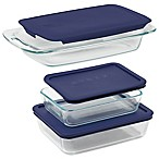 Pyrex® Easy Grab 6-Piece Bakeware Set