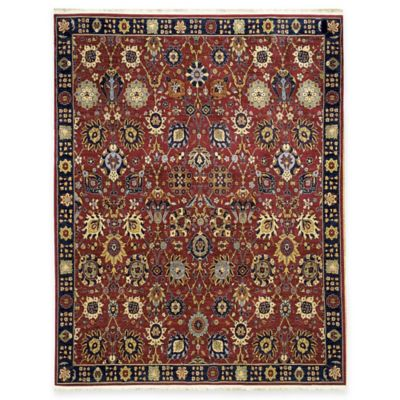 Karastan English Manor Cambridge 2-Foot 6-Inch x 4-Foot Rug in Red